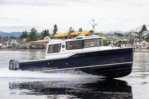 2018 Ranger Tugs R-27 Manufacturer Provided Image