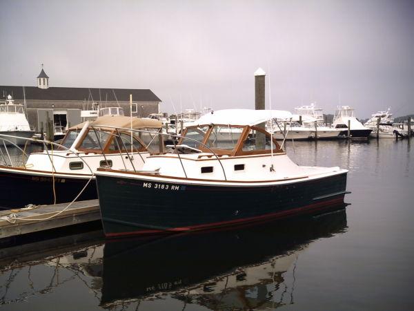 1987 Crosby Yacht yard 24 STRIPER