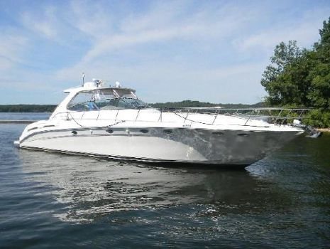2000 Sea Ray 54 Sundancer