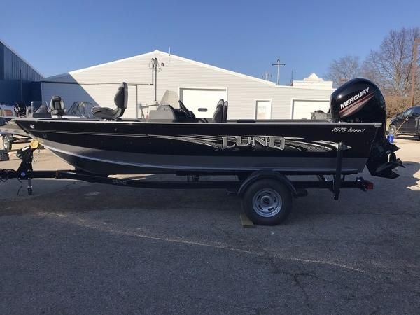 Lund aluminum new and used boats for sale for Used lund fishing boats for sale