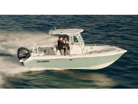 2018 Everglades Boats 230 Cc