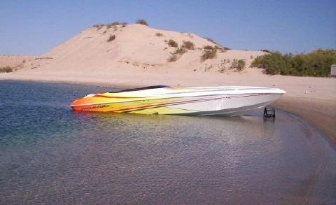 2003 Nordic 35 Flame