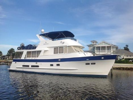 2007 Alaskan Raised Pilothouse