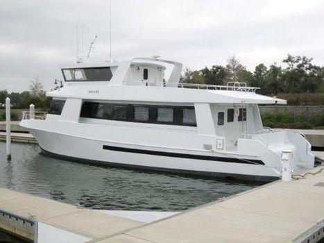 2001 Navigator Bonner 72 Motor Yacht
