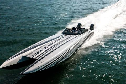 2020 MYSTIC POWERBOATS C3800