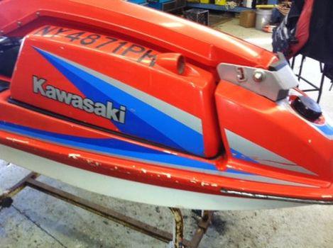 1985 Kawasaki JS 550