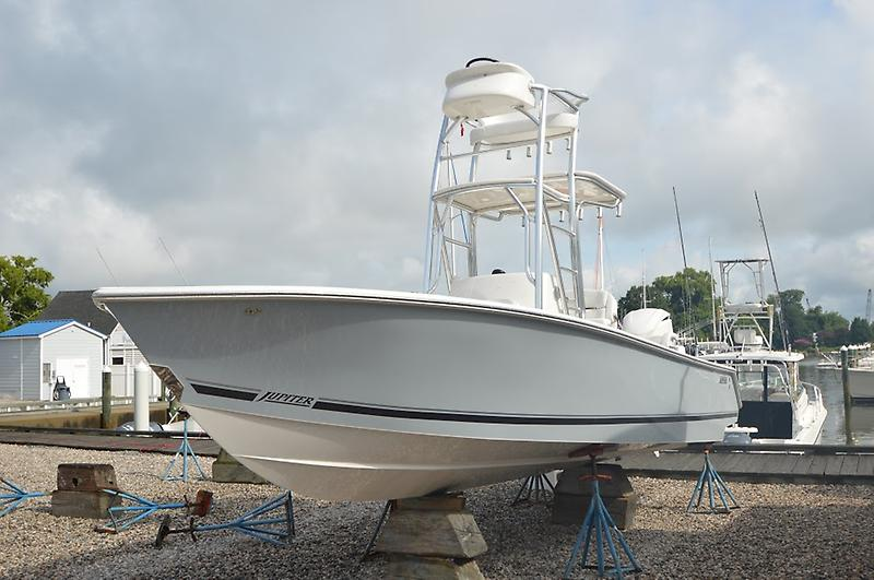 2018 Jupiter 25 Bay 25 Jupiter Bay Profile