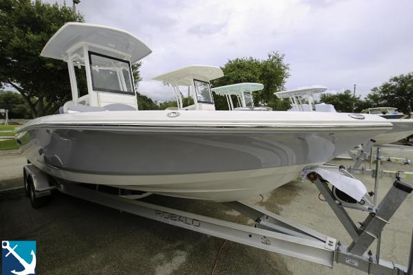 Check out this 2020 ROBALO 246 Cayman on Boattrader com