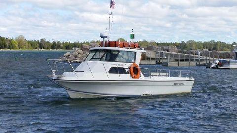 1990 Sportcraft 30 FISHMASTER