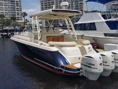 2016 CHRIS - CRAFT 36 Launch