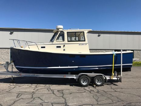 2011 Atlas Boatworks Acadia 25