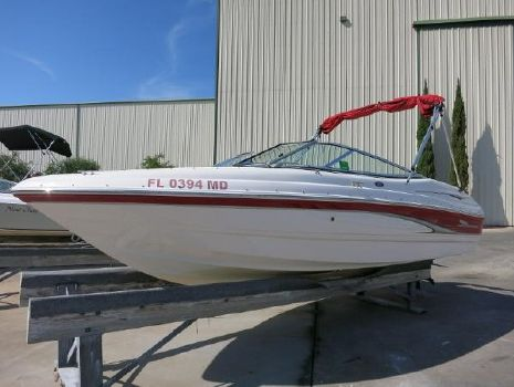 2003 Chaparral 183 SS BOWRIDER