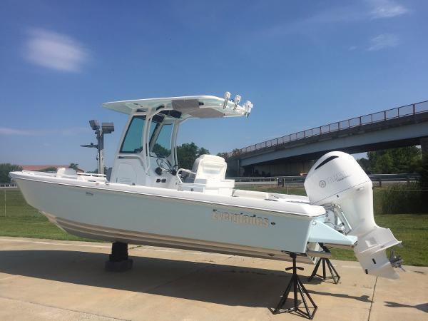 2018 Everglades Boats 253CC