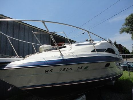 1989 BAYLINER 2455 Ciera Sunbridge DX/LX