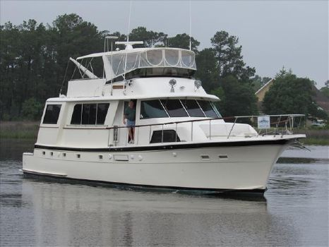 1977 Hatteras Motor Yacht The Queen