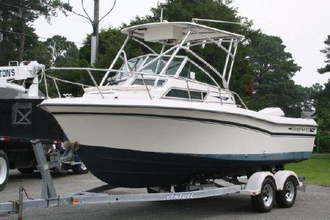 1993 Grady-White Seafarer 22