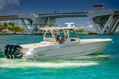 2014 BOSTON WHALER OUTRAGE