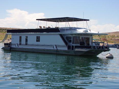 2000   Stardust Starlite Houseboat