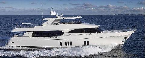 2015 Ocean Alexander 100 Motor Yacht