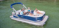 2015 Avalon 20' LSZ Cruise