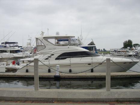2001 Sea Ray 560 DB