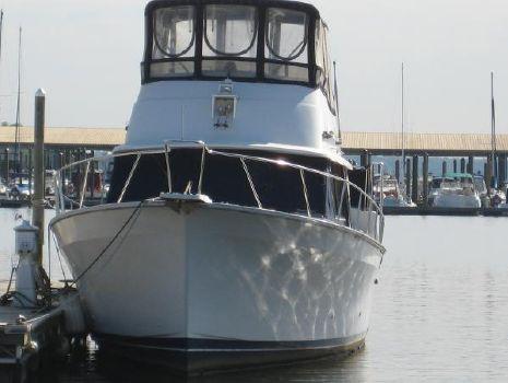 1988 Mainship 40 Nantucket