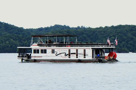 2004 Lakeview Yachts Houseboat