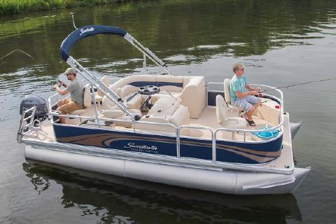 2016 Sweetwater 2086 FC Manufacturer Provided Image