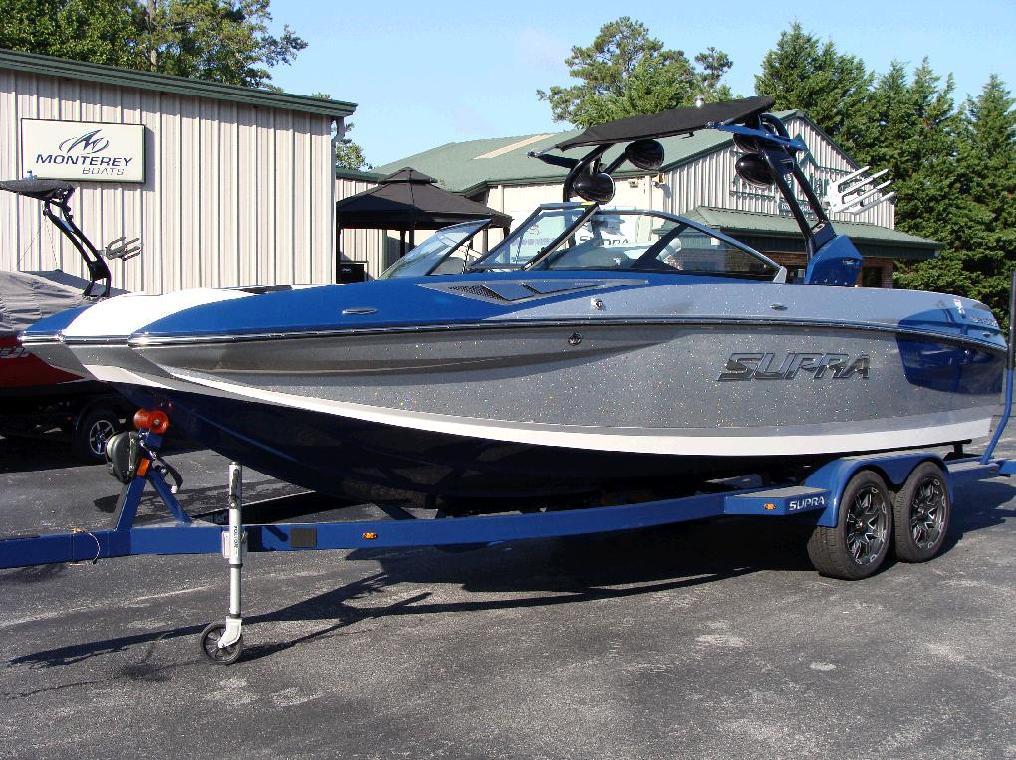 2016 Supra SE550