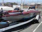 1990 Sun Tracker Bass Boat