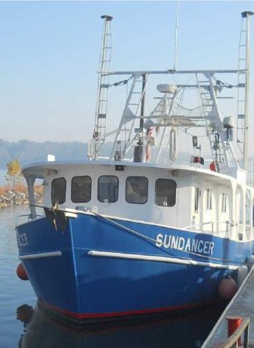 1986 custom trawler