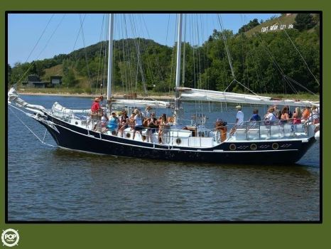 1988 Texas Boat Works Covin Pipisstral Schooner 63 1988 Texas Boat Works Covin Pipisstral Schooner 63 for sale in Spring Lake, MI