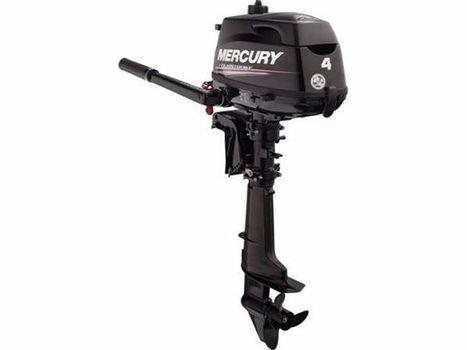 2017 Mercury Fourstroke 4 HP