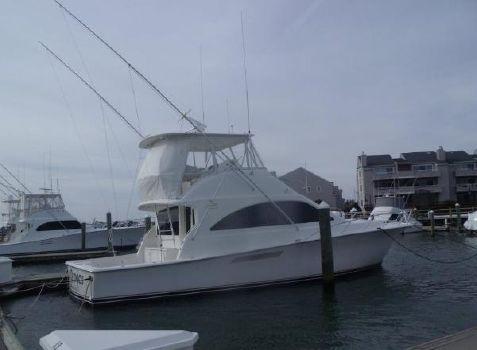 2006 Ocean Yachts Super Sport Profile