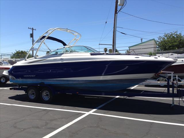2006 Monterey 268 SS