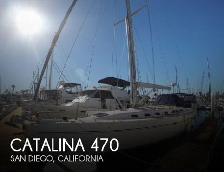 2000 Catalina 470 2000 Catalina 470 for sale in San Diego, CA