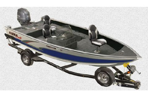 2016 Alumacraft Competitor 175 CS