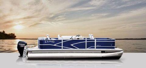 2017 Lund LX200 Pontoon