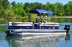 2018 Sun Tracker Party Barge 20 DLX