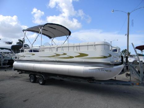 2007 Bentley Pontoons 240/243 Cruise