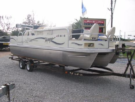 Page 1 of 1 voyager boats for sale for Fish express kalamazoo