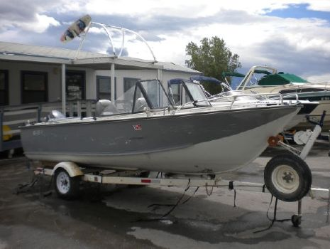 1968 Duracraft Open Bow