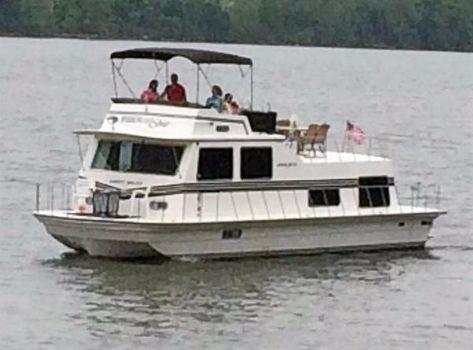 1992 Harbor Master 470