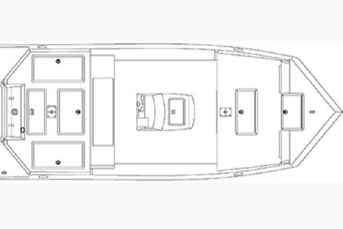 2016 Seaark V-Cat 200 CC Manufacturer Provided Image