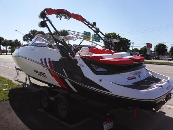 2012 Sea-Doo 230 Wake
