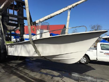 2015 May-craft 1800 Center Console