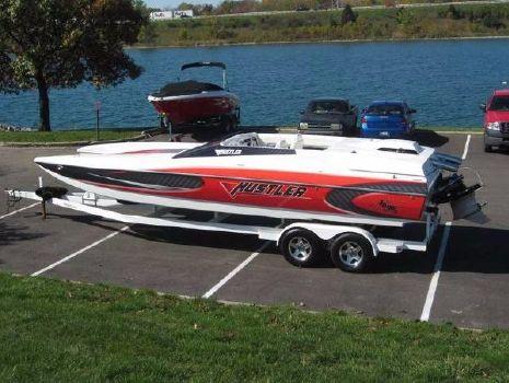 2005 Hustler Powerboats 25 TALON