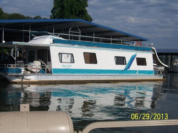 1997 Aqua Chalet Houseboat