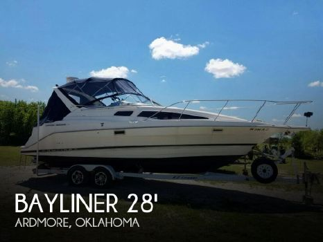 1997 Bayliner 2855 Ciera Sunbridge 1997 Bayliner 2855 Ciera Sunbridge for sale in Ardmore, OK