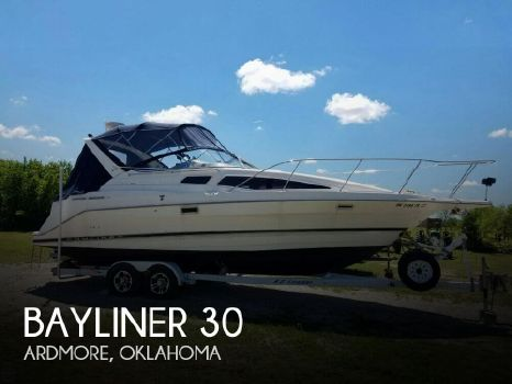 1997 Bayliner 30 1997 Bayliner 30 for sale in Ardmore, OK
